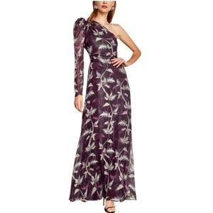 BCBGMAXAZRIAWomen's Bcbg Trailing Foliage Gown